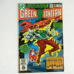 DC Comics Green Lantern #148 1982